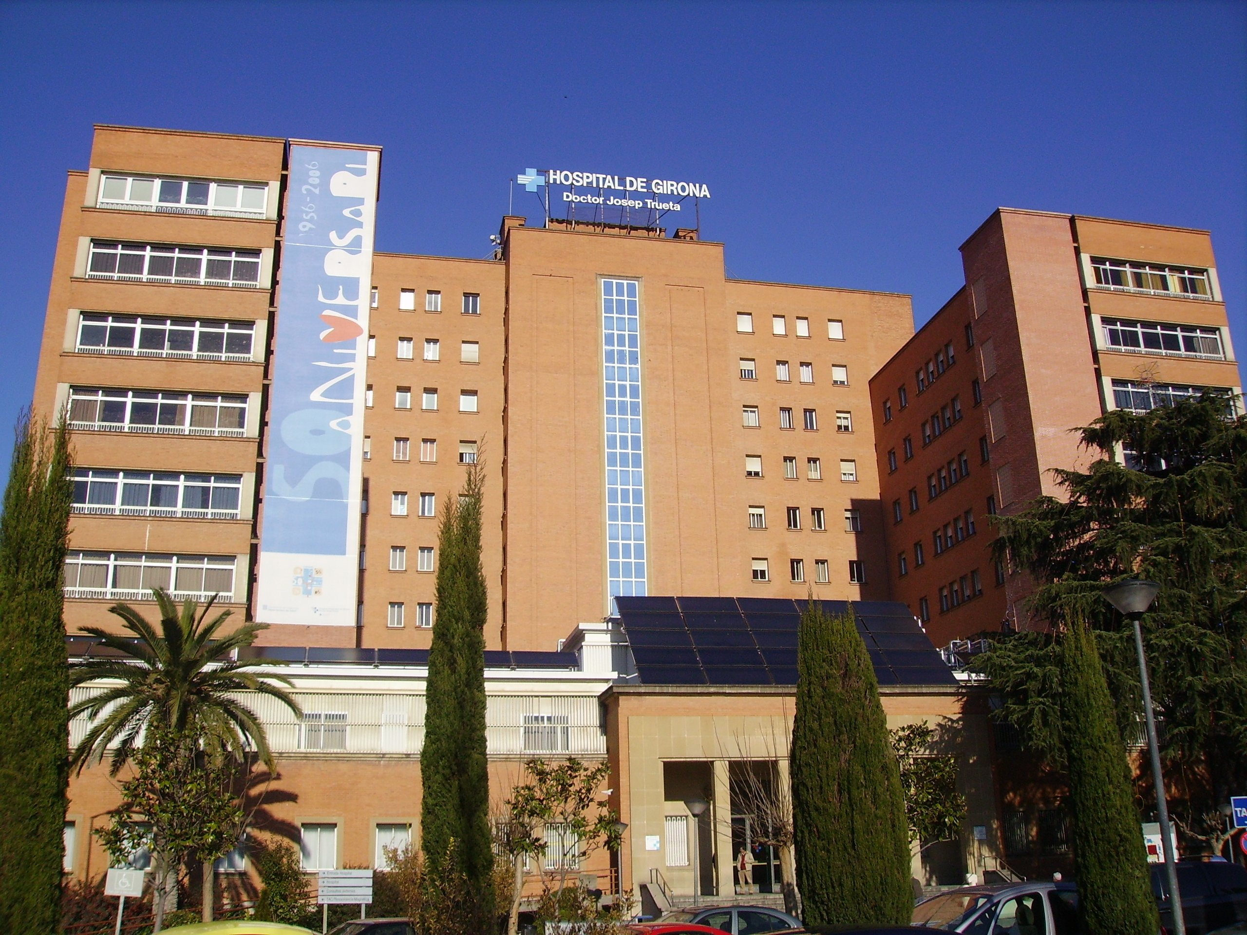 Hospital Josep Trueta Girona