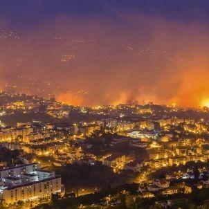 Incendi Madeira - EFE