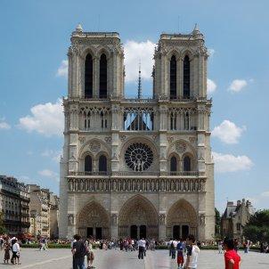 Notre Dame de Paris 2792x2911