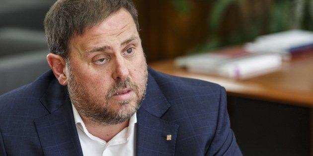 Oriol Junqueras conselleria economia - Sergi Alcazar