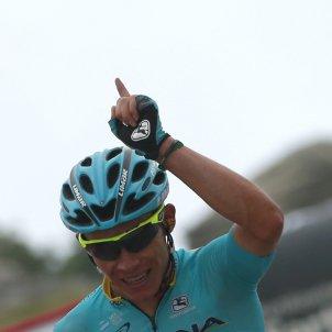 Miguel Ángel López ciclisme Vuelta Espanya Efe