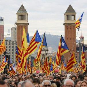 independentisme independencia Estelades - sergi alcazar