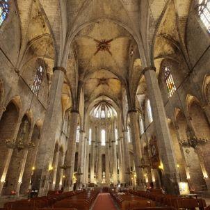 Barcelona, Església de Santa Maria del Mar PM 15932