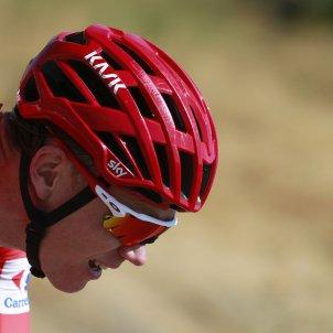 Chris Froome Vuelta Espanya Efe