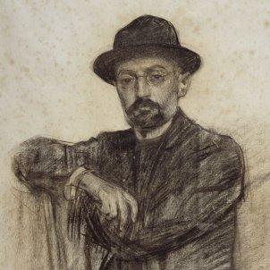 Miguel de Unamuno per Ramon Casas MNAC
