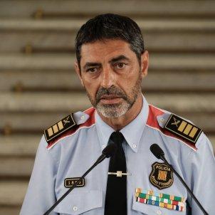 Trapero Mossos Policia - Sergi Alcàzar