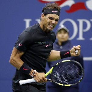Rafa Nadal US Open tennis Efe