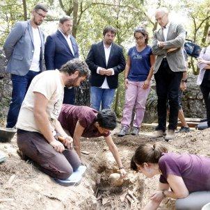 Junqueras Romeva exhumacio - ACN