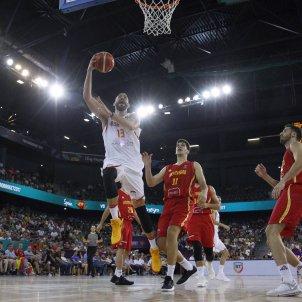 Marc Gasol Espanya Montenegro Eurobasket Efe