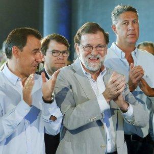 Rajoy Albiol EFE