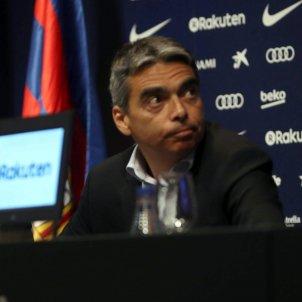 Robert Fernández Albert Soler Barça Efe