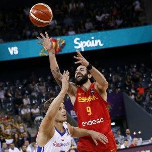 Ricky Rubio Eurobasket Efe