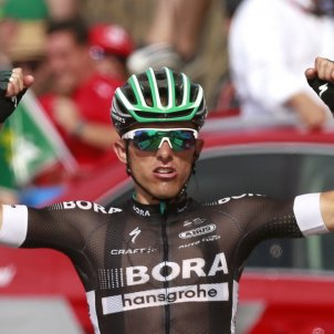 Rafal Majka Vuelta Espanya ciclisme Efe