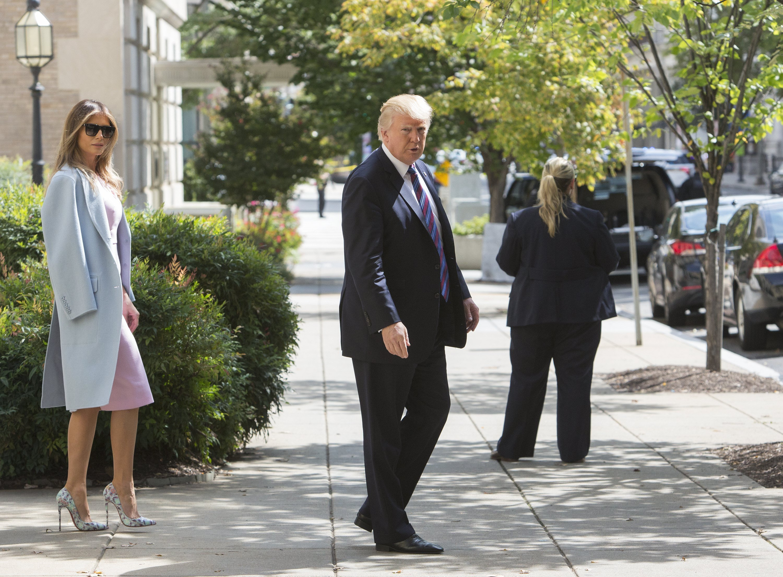 Donald Trump / EFE