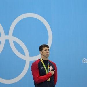 Phelps Jocs Olímpics - EFE