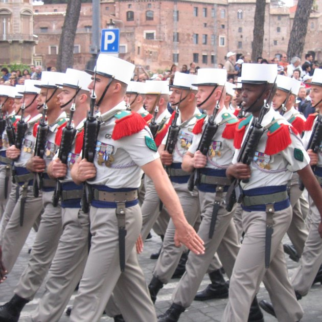 exèrcit francès Bezsonoff Jollyroger - Eigenes Werk