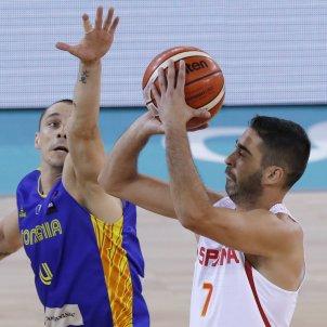 Juan Carlos Navarro Espanya Eurobasket bàsquet Efe
