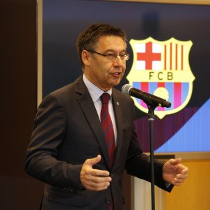 Josep Maria Bartomeu Barça - Sergi Alcàzar