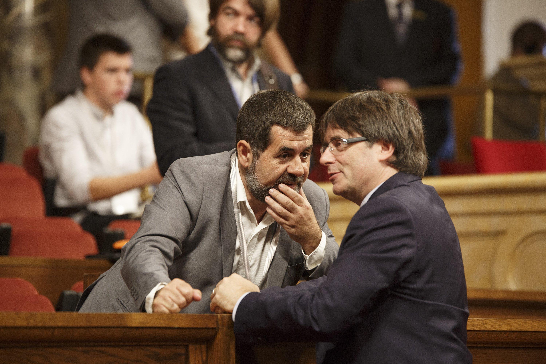 Jordi Sanchez Puigdemont - Sergi Alcàzar