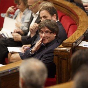 Puigdemont JXSi Govern - Sergi Alcàzar