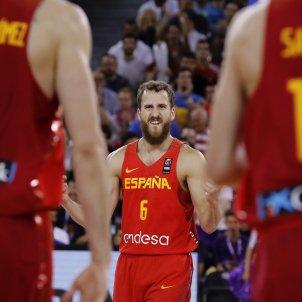 Sergio Rodríguez Espanya bàsquet Eurobasket Efe