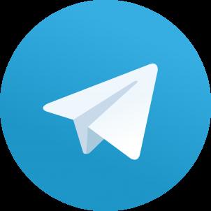 Telegram logo 2000px