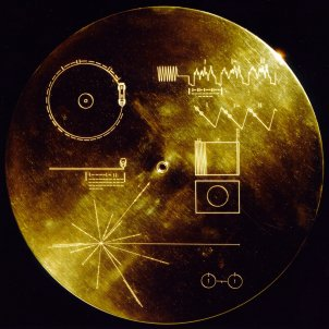 Golden record Voyager The Sounds of Earth Record Cover   GPN 2000 001978