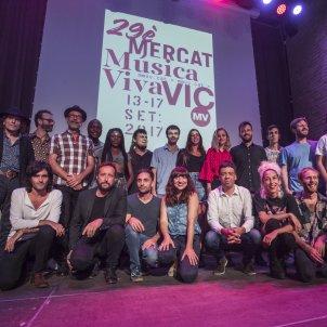 Mercat Música Viva Vic 2017