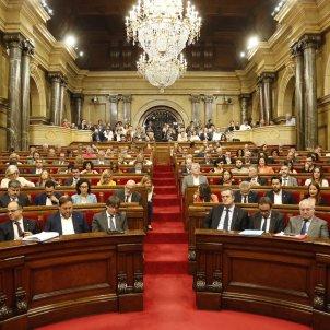 foto ple parlament catalunya sergi alcazar