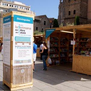 Setmana del Llibre en Català Barcelona Teresa Grau