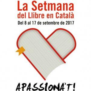 cartell setmana llibre català