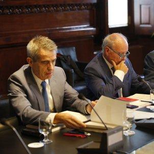 Antoni Bayona Xavier Muro Lletrats Parlament - Sergi Alcàzar