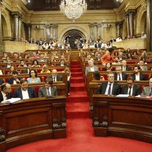 Hemicicle ple llei referendum - Sergi Alcàzar