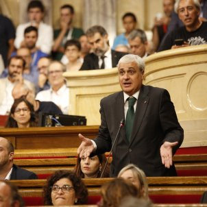 Germa Gordó Parlament - Sergi Alcàzar