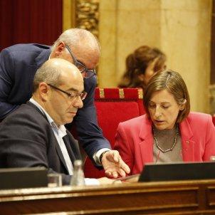 Forcadell mesa Parlament - Sergi Alcàzar