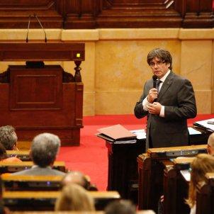 puigdemont ple parlament sergi alcazar