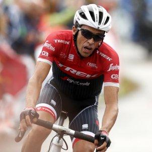 Alberto Contador ciclsime Vuelta Espanya Efe