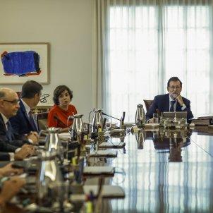 Rajoy Moncloa Efe
