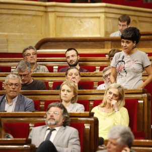 Anna Gabriel CUP Parlament - Sergi Alcàzar