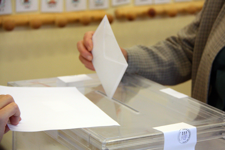 urna votacio eleccio referendum acn