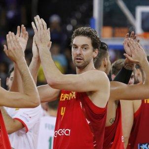 Pau Gasol bàsquet Eurobasket Efe