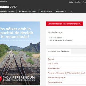 WEB REFERENDUM