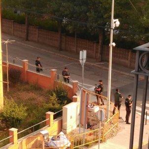 Guàrdia Civil Berga setembre 2017