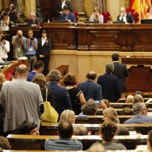 Oposició llei transitorietat - Sergi Alcàzar