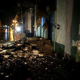 Terratrèmol de 8,4 a l'escala de Richter / EFE