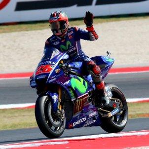 Maverick Viñales Moto GP Misano Efe