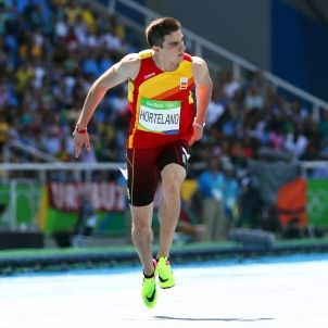 Bruno Hortelano Jocs Olímpics Rio 2016 Efe