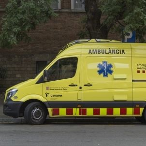 AMBULANCIA - MAR SANCHEZ