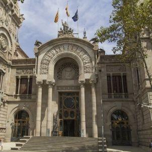 TJSC EDIFICI AUDIENCIA BARCELONA - MAR SANCHEZ