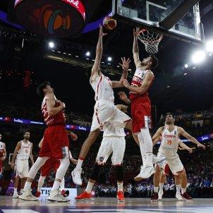 Eurobasket Espanya Turquia   EFE